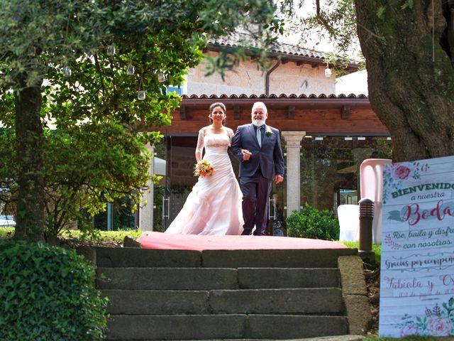La boda de Óscar y Fabiola en Vigo, Pontevedra 41