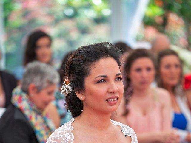 La boda de Óscar y Fabiola en Vigo, Pontevedra 44