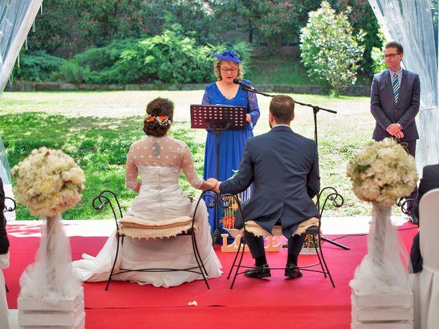 La boda de Óscar y Fabiola en Vigo, Pontevedra 45