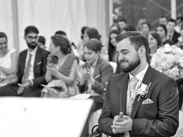 La boda de Óscar y Fabiola en Vigo, Pontevedra 50