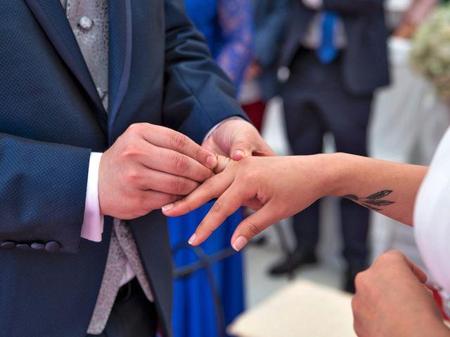 La boda de Óscar y Fabiola en Vigo, Pontevedra 55