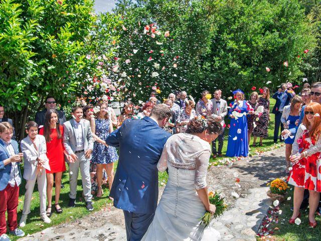 La boda de Óscar y Fabiola en Vigo, Pontevedra 57