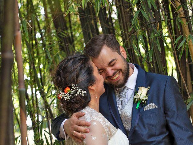 La boda de Óscar y Fabiola en Vigo, Pontevedra 67