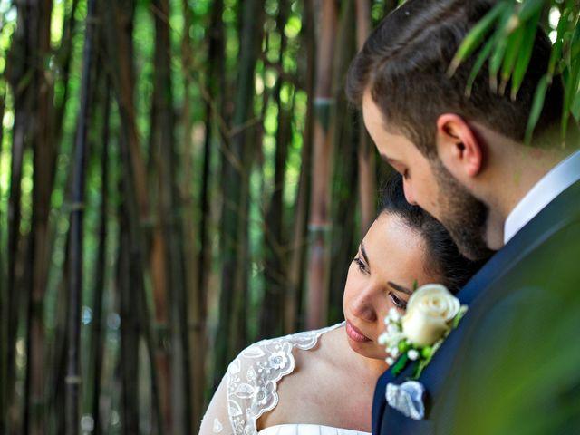 La boda de Fabiola y Óscar