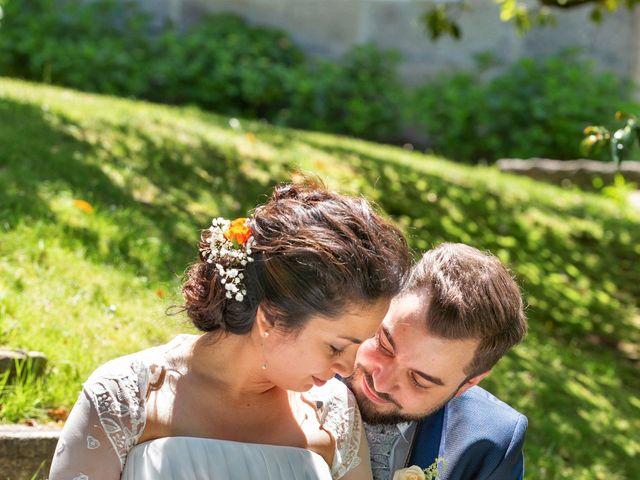 La boda de Óscar y Fabiola en Vigo, Pontevedra 71