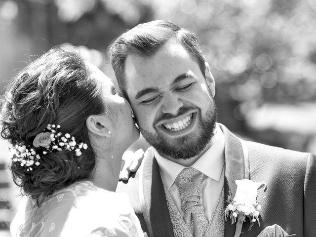 La boda de Óscar y Fabiola en Vigo, Pontevedra 73