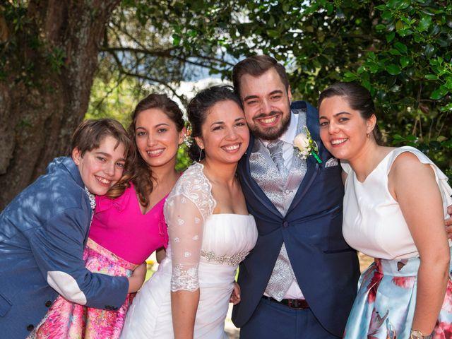 La boda de Óscar y Fabiola en Vigo, Pontevedra 77