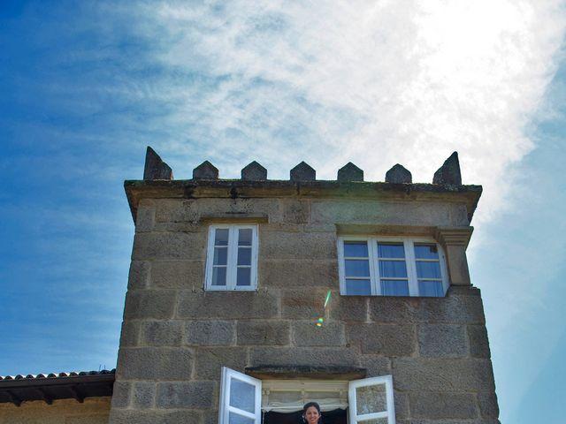 La boda de Óscar y Fabiola en Vigo, Pontevedra 79