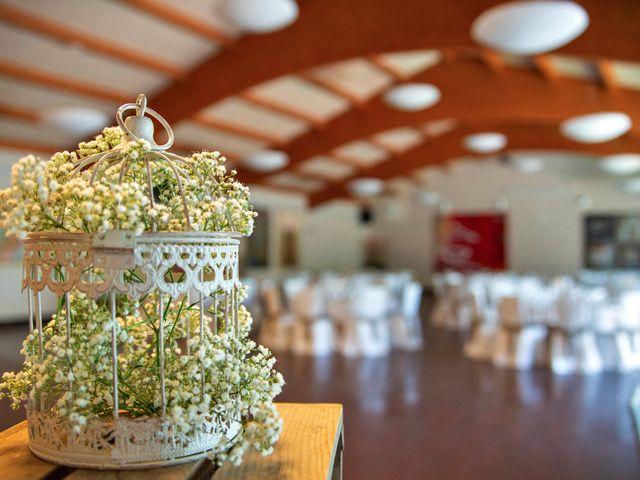 La boda de Óscar y Fabiola en Vigo, Pontevedra 83