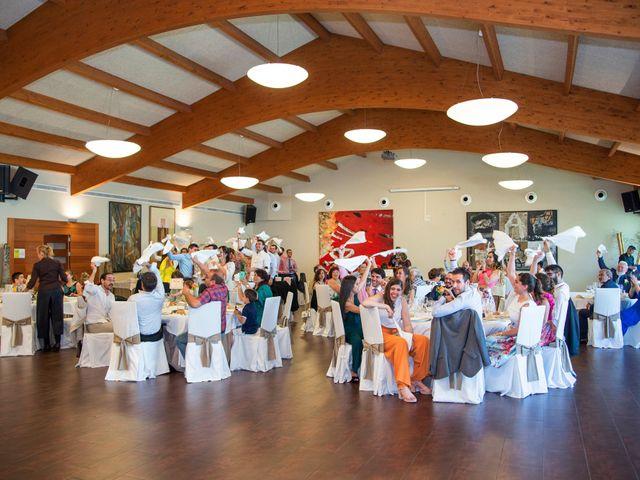 La boda de Óscar y Fabiola en Vigo, Pontevedra 86