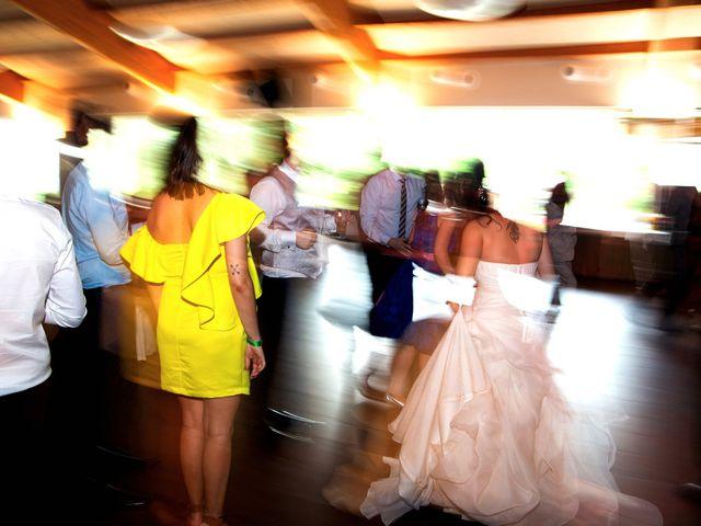 La boda de Óscar y Fabiola en Vigo, Pontevedra 89