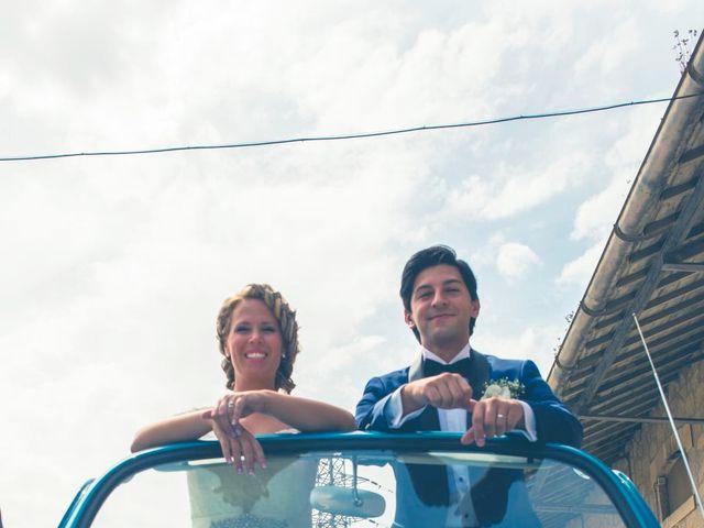 La boda de Carlos y Laura en Novelda, Alicante 15