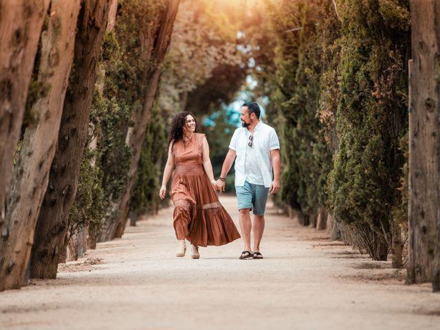 La boda de Sergio y Arantxa en Vilanova I La Geltru, Barcelona 12