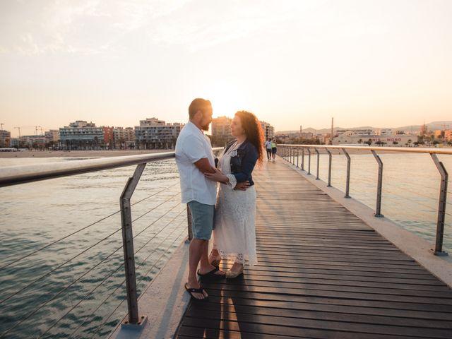 La boda de Sergio y Arantxa en Vilanova I La Geltru, Barcelona 20