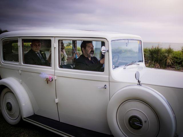 La boda de Sergio y Arantxa en Vilanova I La Geltru, Barcelona 78