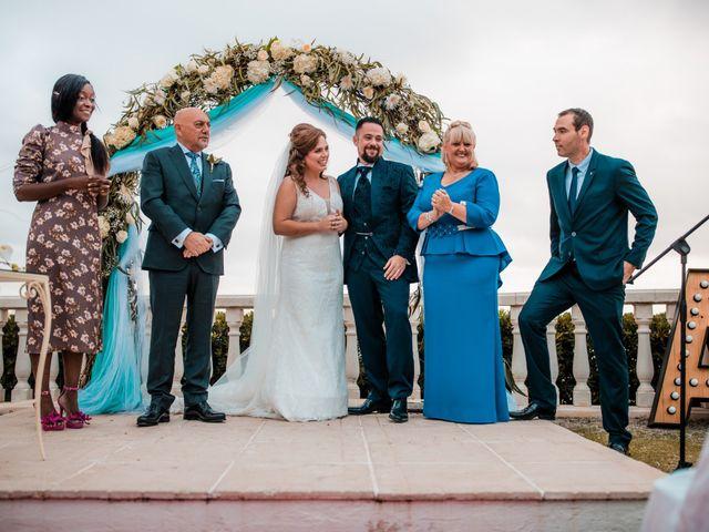 La boda de Sergio y Arantxa en Vilanova I La Geltru, Barcelona 111