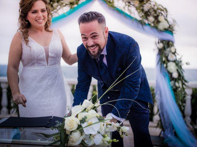 La boda de Sergio y Arantxa en Vilanova I La Geltru, Barcelona 122