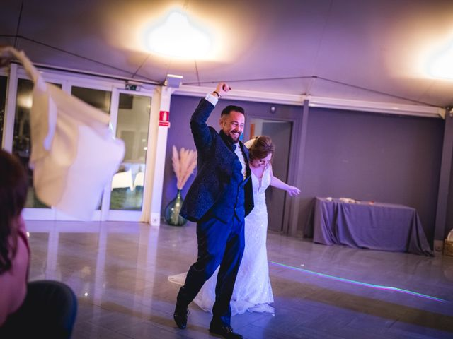 La boda de Sergio y Arantxa en Vilanova I La Geltru, Barcelona 158