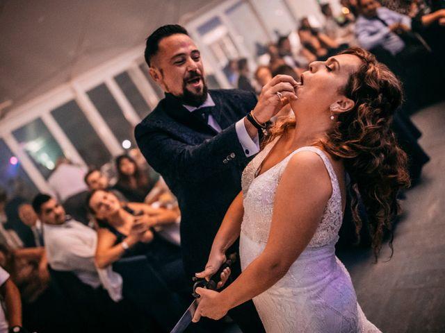 La boda de Sergio y Arantxa en Vilanova I La Geltru, Barcelona 192