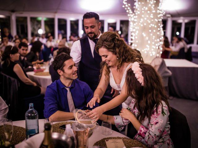 La boda de Sergio y Arantxa en Vilanova I La Geltru, Barcelona 201