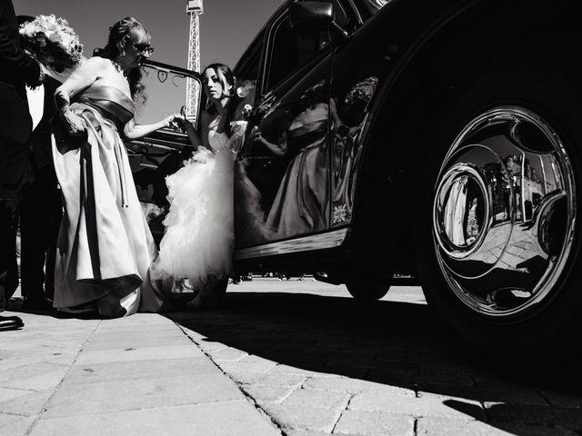 La boda de Cristina y Isi en Montcada I Reixac, Barcelona 12
