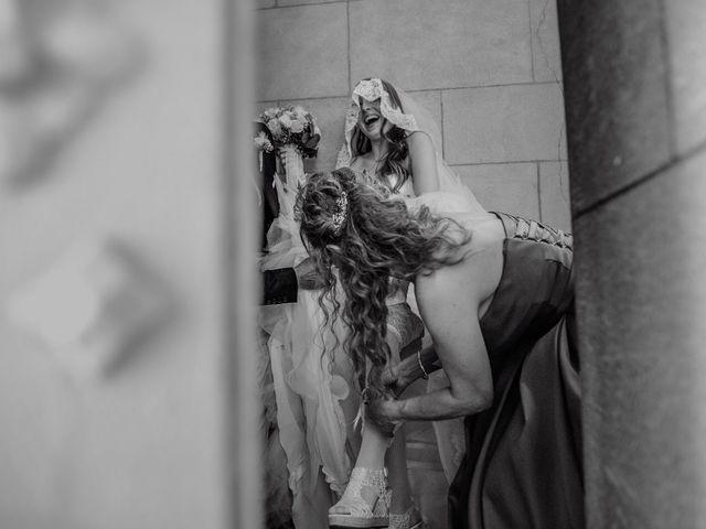 La boda de Cristina y Isi en Montcada I Reixac, Barcelona 13