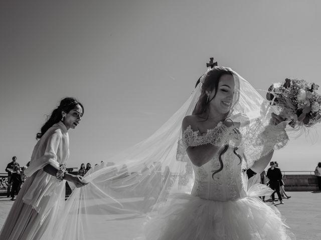 La boda de Cristina y Isi en Montcada I Reixac, Barcelona 15