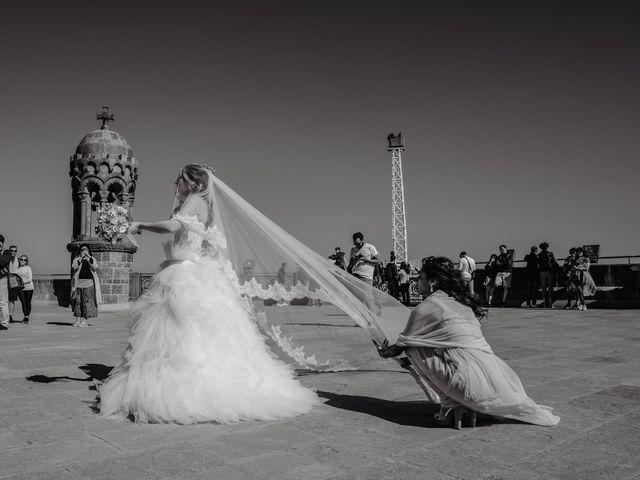 La boda de Cristina y Isi en Montcada I Reixac, Barcelona 16