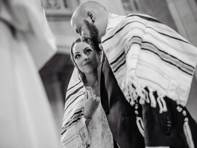La boda de Cristina y Isi en Montcada I Reixac, Barcelona 25