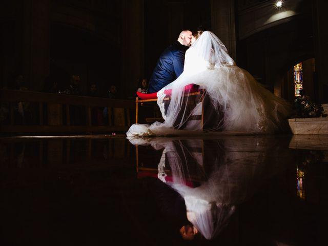La boda de Cristina y Isi en Montcada I Reixac, Barcelona 27
