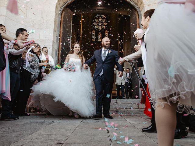 La boda de Cristina y Isi en Montcada I Reixac, Barcelona 28