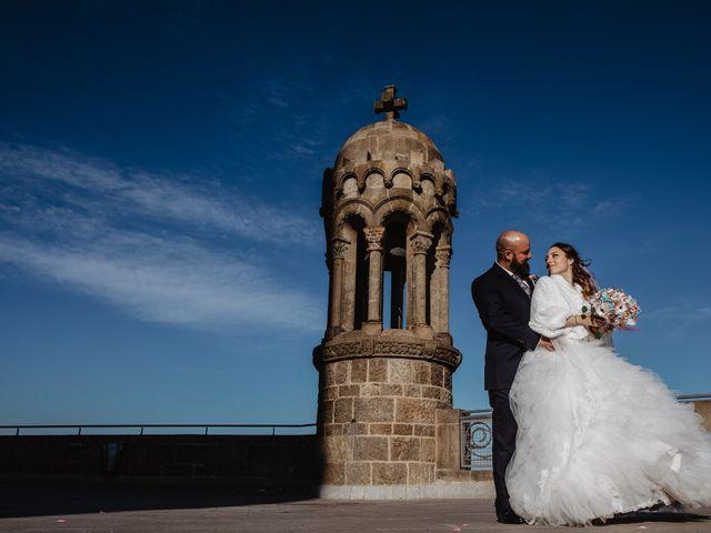 La boda de Cristina y Isi en Montcada I Reixac, Barcelona 29