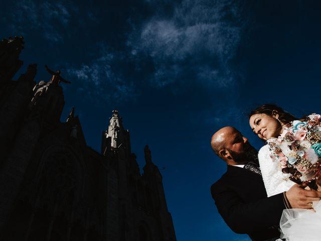La boda de Cristina y Isi en Montcada I Reixac, Barcelona 31