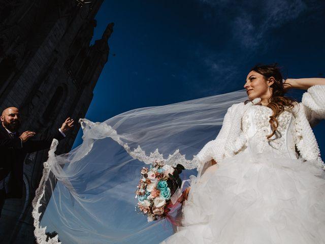 La boda de Cristina y Isi en Montcada I Reixac, Barcelona 32