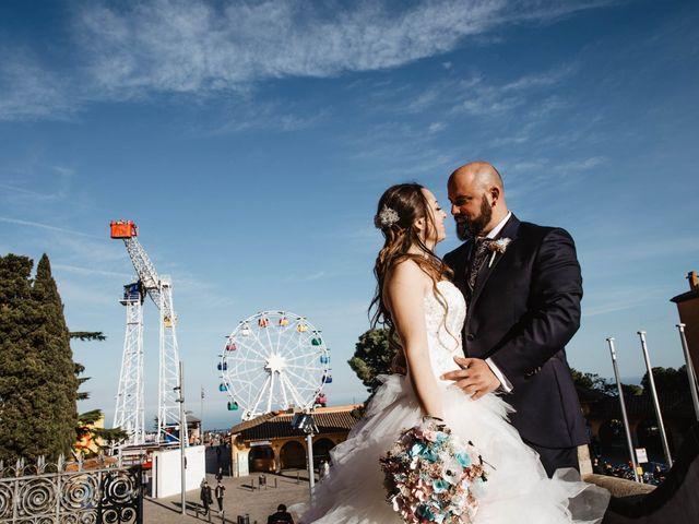 La boda de Cristina y Isi en Montcada I Reixac, Barcelona 34