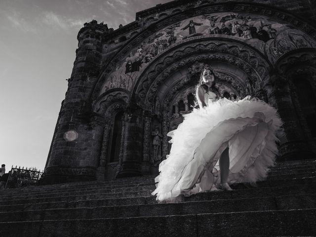 La boda de Cristina y Isi en Montcada I Reixac, Barcelona 35