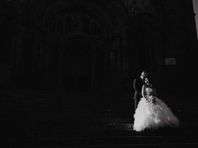 La boda de Cristina y Isi en Montcada I Reixac, Barcelona 36