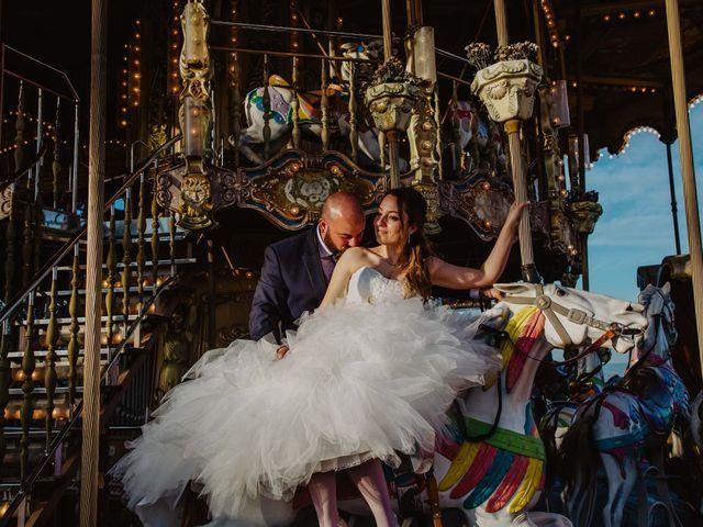 La boda de Cristina y Isi en Montcada I Reixac, Barcelona 37