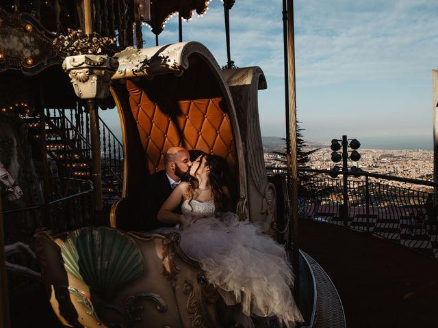 La boda de Cristina y Isi en Montcada I Reixac, Barcelona 38