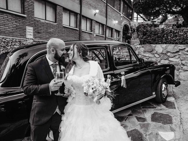 La boda de Cristina y Isi en Montcada I Reixac, Barcelona 43