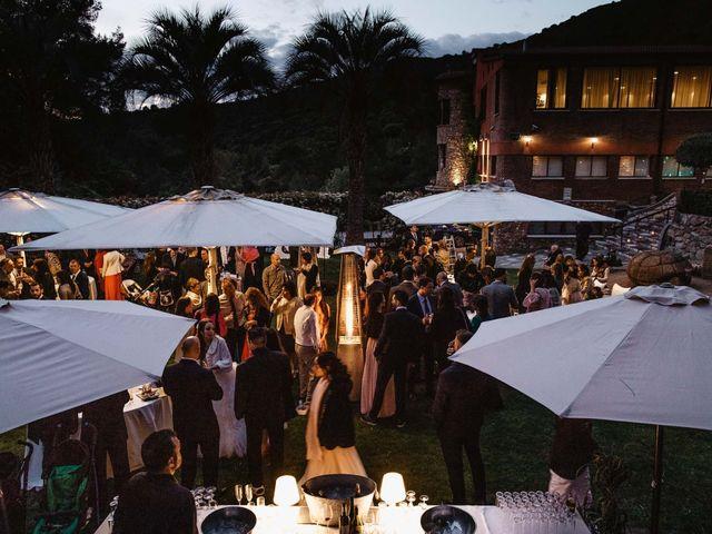 La boda de Cristina y Isi en Montcada I Reixac, Barcelona 44