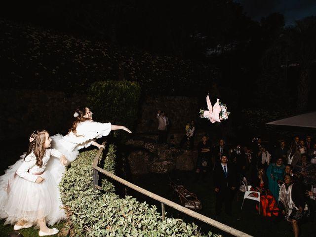 La boda de Cristina y Isi en Montcada I Reixac, Barcelona 45