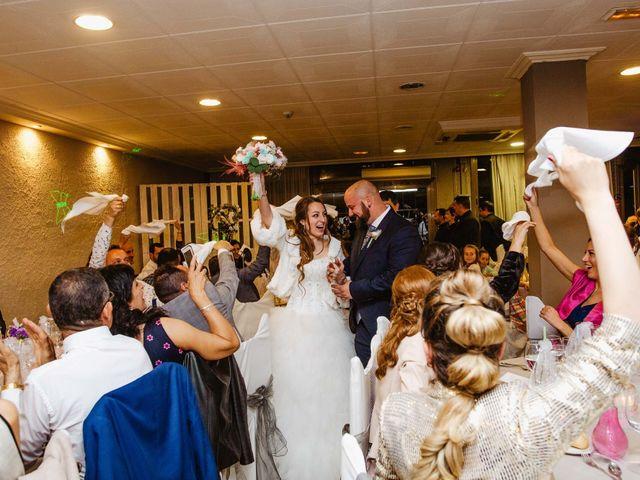 La boda de Cristina y Isi en Montcada I Reixac, Barcelona 46