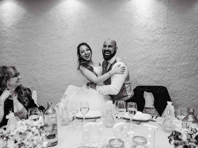 La boda de Cristina y Isi en Montcada I Reixac, Barcelona 47