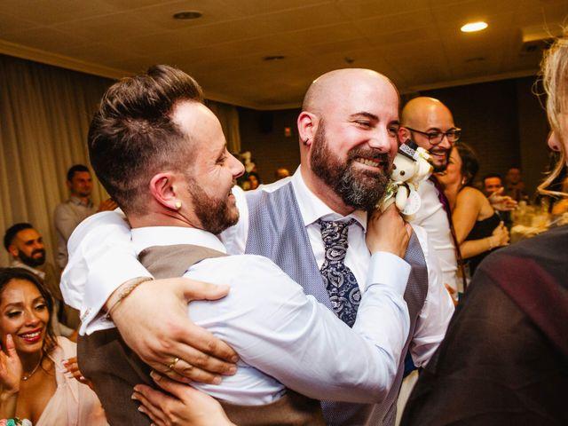 La boda de Cristina y Isi en Montcada I Reixac, Barcelona 50