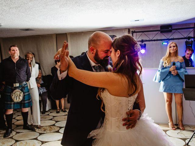 La boda de Cristina y Isi en Montcada I Reixac, Barcelona 56