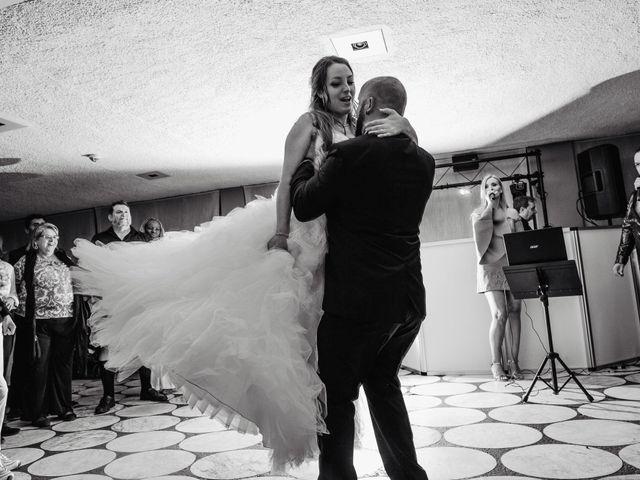 La boda de Cristina y Isi en Montcada I Reixac, Barcelona 57