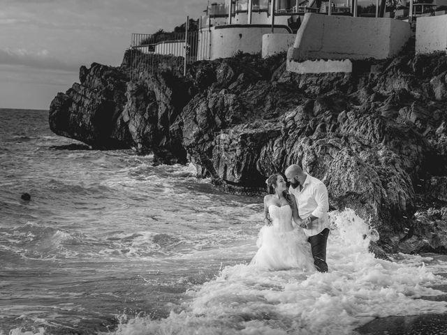 La boda de Cristina y Isi en Montcada I Reixac, Barcelona 75