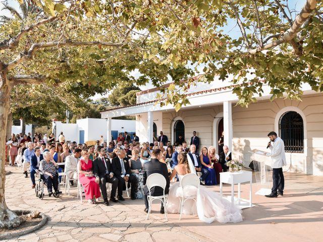 La boda de Albert y Ariana en Sant Cebria De Vallalta, Barcelona 10