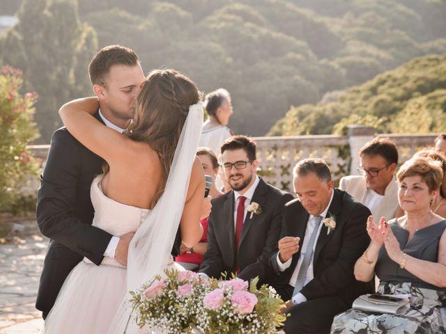La boda de Albert y Ariana en Sant Cebria De Vallalta, Barcelona 12